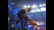 The Undertaker vs. Triple H - Smackdown 24.10.08