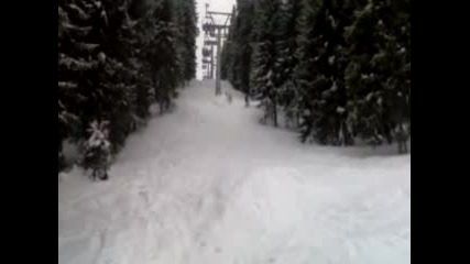 Ски Скок На Ски Нууб :)