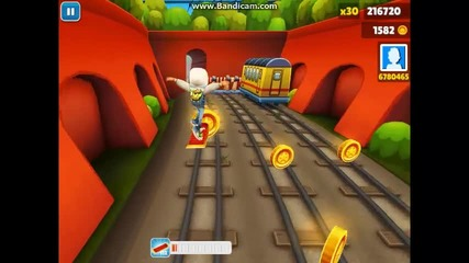 Subway Surfers - My Gameplay 2