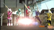 Power Rangers Samurai Opening №2 Hd