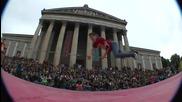 Световно първенство по ''хлабава линия/slackline '' 2011