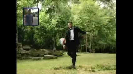 Beckham Henry Fabregas Pepsi