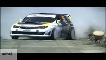 Subaru Drift Mnogo Qko