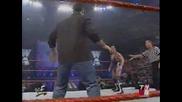 Booker T Vs. Kurt Angle - Wcw Title