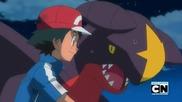 Pokemon X и Y - 2 - Преследваният град Лумиос