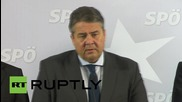 Austria: Refugee crisis requires US-Russia cooperation and global funds - Sigmar Gabriel