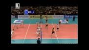 Българска национална телевизия - Спорт - Волейбол - Световна лига по волейбол България - Бразилия 8
