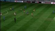 Гол на Fifa 11