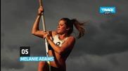 Топ 5 Най-сексапилните участнички на Олимпиадата в Лондон
