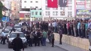 Turkey: One killed and 26 injured after rockets hit Kilis