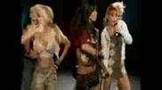 Pussycat Dolls - Beep (live  Launch)