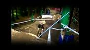 Extreme Freeride Mountain Biking