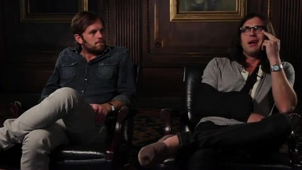 Kings Of Leon - Come Around Sundown - Interviews - Part 9