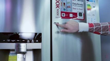 Smart хладилник за 5000лв