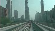Дубай - Dubai Metro