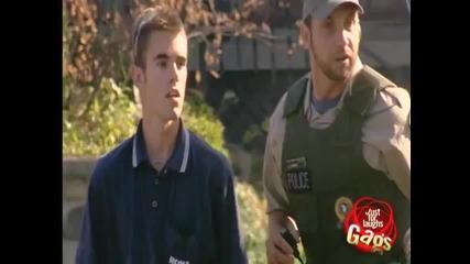 Разбито Нло - Скрита камера