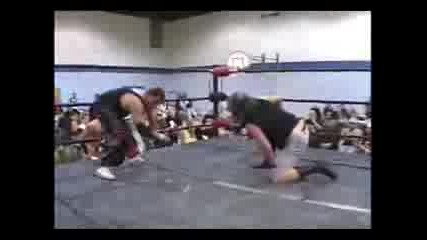 Necro Butcher Vs. Eddie Kingston