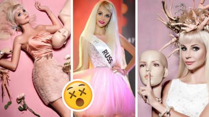 Ето това е истинското Barbie! Секси рускиня прави и немислимото за приликата
