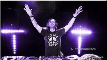 David Guetta - All She Wanna Do Is Dance (feat. Niles Mason)