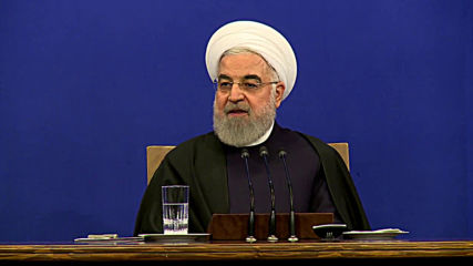 Iran: 'We will never go to the negotiation table in a position of weakness' - Rouhani on US sanctions