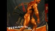Българин с тяло! на Световно Ниво! ! !