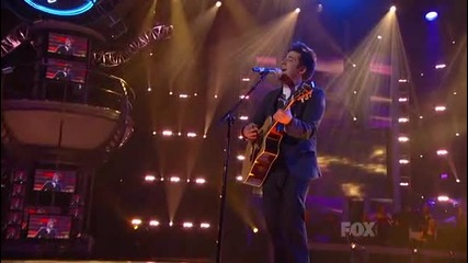 Lee Dewyze - The Boxer (american Idol 9 - Top 2 - Contestants choice)
