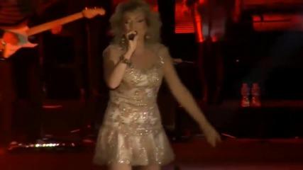 Lepa Brena - Ljubav cuvam za kraj - (LIVE) - Makedonija 21.Juni 2014