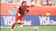 US Soccer Causing Controversy Over Hope Solo