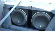 2 x Jl Audio 13w7 в Honda Accord ( H D )