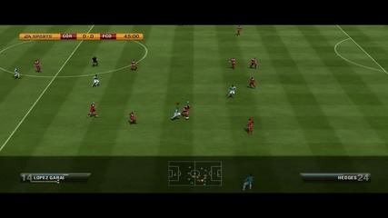Fifa 13: Кордоба - Далас, Джон Сина се вихри, сопетлиняци, симулации и много смях :d