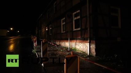Germany: Arson attack hits planned Boizenburg refugee centre