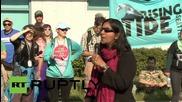 "USA: ""Our political leadership has utterly failed us"" - Anti-Shell activist"