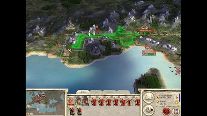 Rome total war julii campaign епизод 3