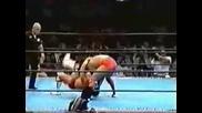 Kenta Kobashi vs. Steve Williams (8/31/1993)