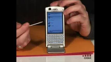 Sony Ericsson P990i - Demo