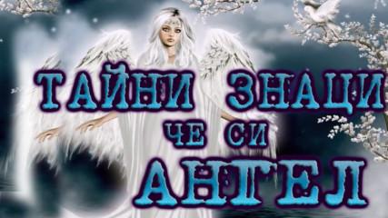 Ангел ли си - характерни особенсти на ангелите в човешки тела