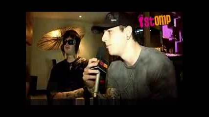 Avenged Sevenfold - Interview