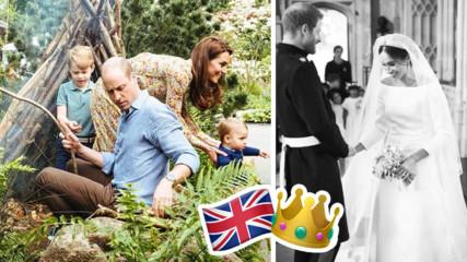 Принцовете Уилям и Хари умилиха нета със снимки и доказаха, че са хора като всички нас