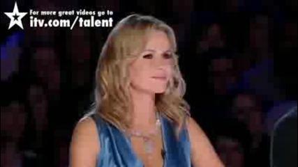 Max Oliver - Britains Got Talent 2010