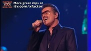 The X Factor 2009 - George Michael December Song - Live Final (itv.com xfactor)