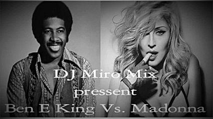 Dj Miro Mix - Like A Prayer Vs. Stand By Me