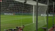 Bayer Leverkusen vs Barcelona / Messi , Messi Gooool
