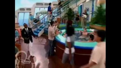 Зак и Коди на кораба епизод 3