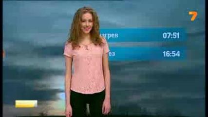 Сутрешна емисия - Времето - 17.12.2012г.