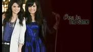 Превод !!! Demi Lovato & Selena Gomez - One and The Same
