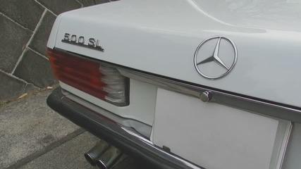 1988 Mercedes 500sl R107