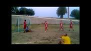 Футбалерите бият дузпички