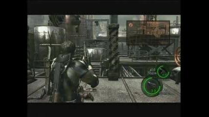Resident Evil 5 Walkthrough Part 20 - Oil Field