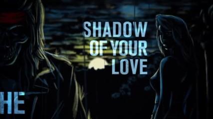 Guns N' Roses - Shadow Of Your Love ( Offical Liyric Videо)