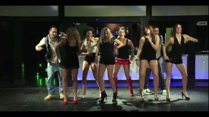 Италянки танцуват на песента Ai Se Eu Te Pego!